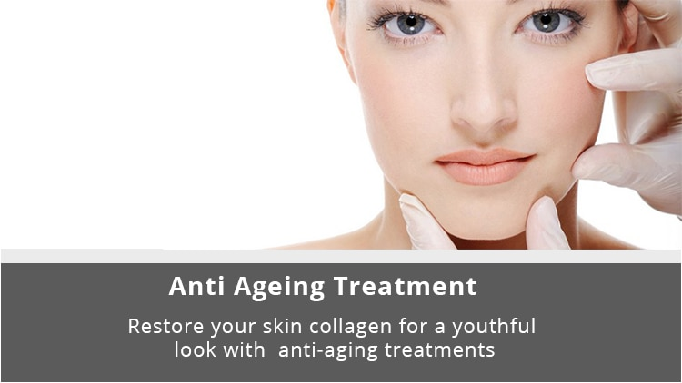 Anti Aging Treatment Skin Collagen In Lucknow