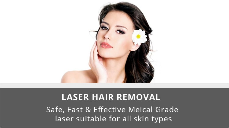 Laser Hair Removal Treatment Clinic